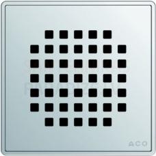 ACO EasyFlow Quadrato dušas trapa režģis 140 x 140 mm, nav noslēdzams