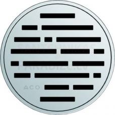 ACO EasyFlow Mix apaļš dušas trapa režģis