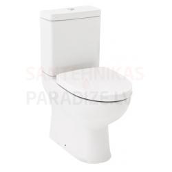 WC tualetes podi ar tualetes komplekti