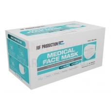 JUF-1 medicīniskā aizsargmaska FFP2 iepakojums 50 gab.