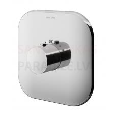 AM PM zemapmetuma termostata dušas jaucējkrāns SENSATION