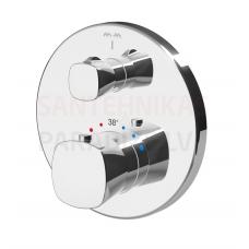AM PM zemapmetuma termostata dušas/vannas jaucējkrāns SPIRIT V2.1