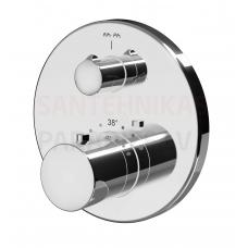AM PM zemapmetuma termostata dušas/vannas jaucējkrāns LIKE