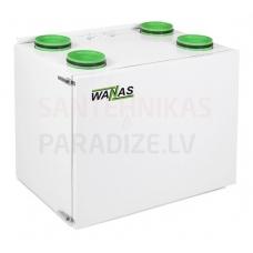 WANAS rekuperators  350 V/2