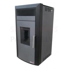 ALFA PLAM granulu centrālapkures kamīns COMMO 12 kW