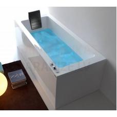 AQUATICA brīvi stāvoša āra/iekštelpu vanna DREAM-B HydroRelax 180x80 (240V/50/60Hz)