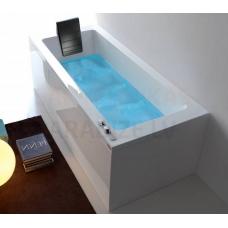 AQUATICA brīvi stāvoša āra/iekštelpu vanna DREAM-C HydroRelax 180x100 (240V/50/60Hz)