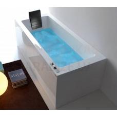AQUATICA brīvi stāvoša āra/iekštelpu vanna DREAM-D HydroRelax 190x90 (240V/50/60Hz)