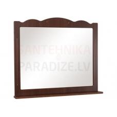 Aqua Rodos Classic 100 Spogulis ar plauktu (rieksts)