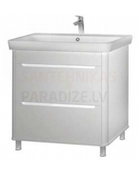 Aqua Rodos cabinet Avalon with sink, 80cm