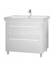 Aqua Rodos cabinet Avalon with sink, 100cm
