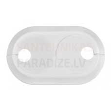 Radiatora kontaktligzda 15 (balts)