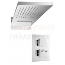 KFA zemapmetuma termostata dušas jaucējkrāns CASSINI