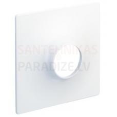 Danfoss dekoratīvais panelis FHV vārstiem (kantains) balts