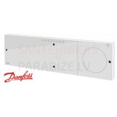 Danfoss grīdas apsildes regulators ICON 8/14 zonas ar dzesēšanas un temperatūras pazemināšanas funkcijām