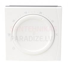 Danfoss (BasicPlus2) WT-T telpas termostats ar skalu un LED darbības indikatoru, montējams uz sienas