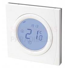Danfoss (BasicPlus2) WT-P nedēļas programmējams telpas termostats ar displeju, nakts režīms, papildināms ar grīdas sensoru, montējams sienā