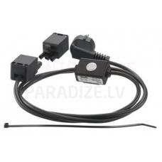 Danfoss elektriskais drošības termostats FH-ST55 maks.55 grādi pēc Celsija