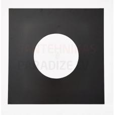Dūmvadu dekoratīvais kvadrāts DN 80-200 400/400mm