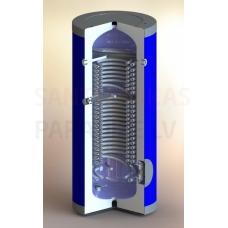 Kombinētais ūdens sildītājs (boileris) ELEKTROMET WGJ-PC 300 litri 4.5 m2