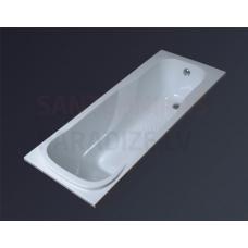 ETOVIS taisnstūra akrila vanna 1500x700