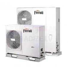 Ferroli siltumsūknis (gaiss/ūdens) RVL-I plus  5