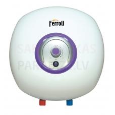 Ferroli ūdens sildītājs BRAVO 10 litri (virs izlietnes)