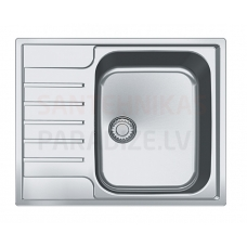 FRANKE nerūsejošā tērauda virtuves izlietne ARGOS G 62.5x51 cm