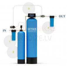 Ūdens atdzelžošanas filtrs AERO  8 (0,8 m3/st)