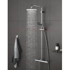 GROHE dušas sistēma ar termostatu Vitalio Smart System 210