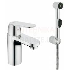 GROHE izlietnes jaucējkrāns ar higiēnas dušu Eurosmart Cosmo