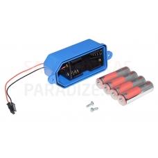 Gustavsberg akumulatora bloks sienas vadības panelim ar sensora vadību