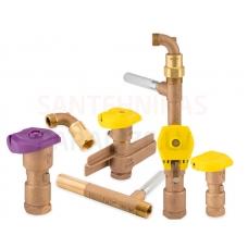Hidrants HQ33DRC 3/4