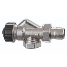Heimeier Calypso termostata vārsts (aksiāls) DN15 Kvs-1.5