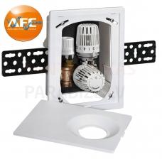 Heimeier temperatūras kontroles bloks AFC Multibox Eclipse K-RTL