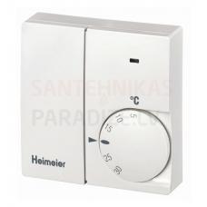 Heimeier istabas raidītājs Radiocontrol F bez darbības režīma slēdzis, baterijas iekļautas