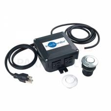 InSinkErator Air Switch Button and Bellow poga smalcinātājam ISE 46 56 LS-50