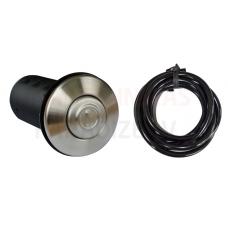 InSinkErator Brushed Steel Button tērauda poga smalcinātājam