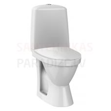 JIKA WC tualetes pods SCANDIA bez vāka (vertikalais izvads)