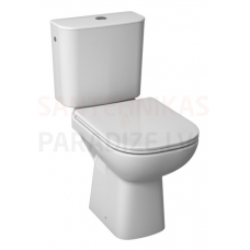 JIKA WC tualetes pods DEEP bez vāka (horizontalais izvads)