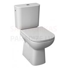 JIKA WC tualetes pods DEEP bez vāka (vertikalais izvads)