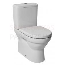 JIKA WC tualetes pods TIGO bez vāka un kastes (universalais izvads)