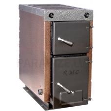 Tērauda centrālapkures katls - plīts virtuvei RMC 10 kW