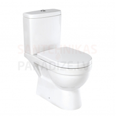 KIROVIT PRESTIGE tualeta pods 3/6, ar soft close vāku