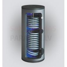 KOSPEL ūdens sildītājs ar 2 siltummaiņiem SB- 200 Termo Solar 200 litri 32/22kW (vertikāls)