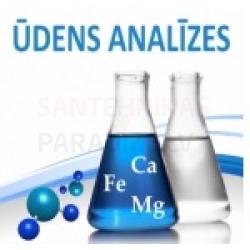 Ūdens analīzes