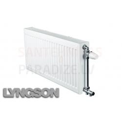 Radiatori LYNGSON MODUL COMPACT MC sānu pieslēgums