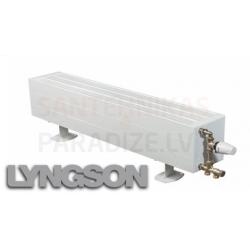 Radiatori  LYNGSON LISA  sānu pieslēgums
