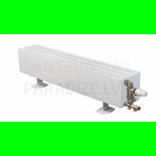 Dizaina radiators LYNGSON LISA  21-140x1000  ar ārēji pieslēdzamu termostata vārstu