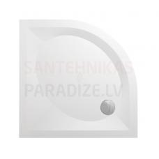 PAA ART RO90 R550 4W akmens masas dušas paliktnis ar paneli 900x900